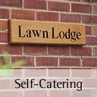 Lawn Lodge: Self catering