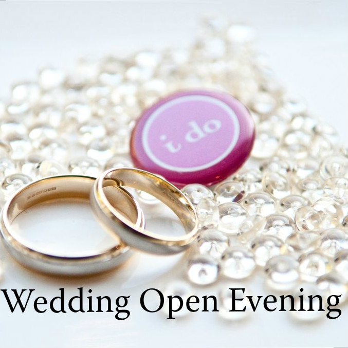 Wedding Open Evening